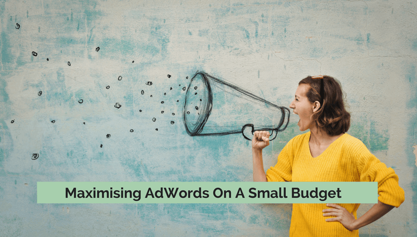 Using AdWords on a small budget