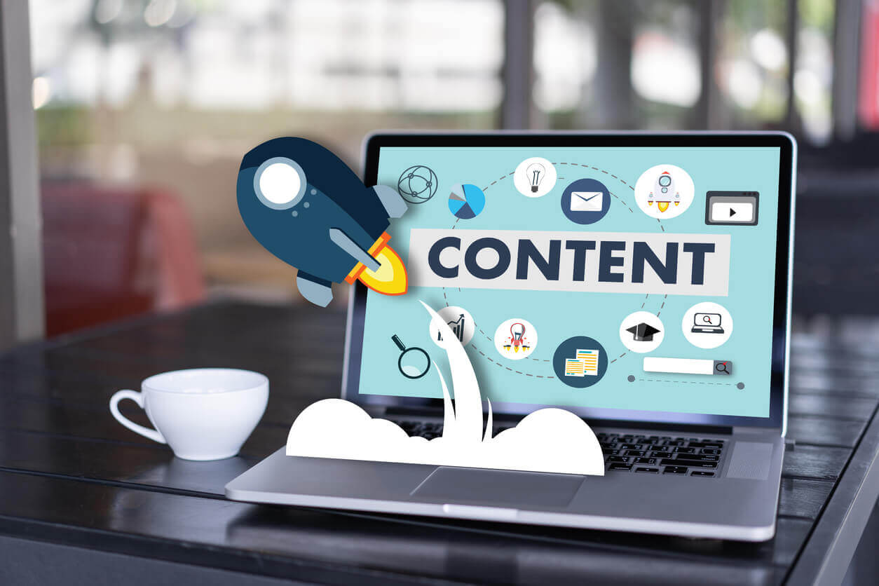 Content marketing to drive engagement